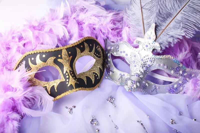 Návod na masky - škrabošky - 25