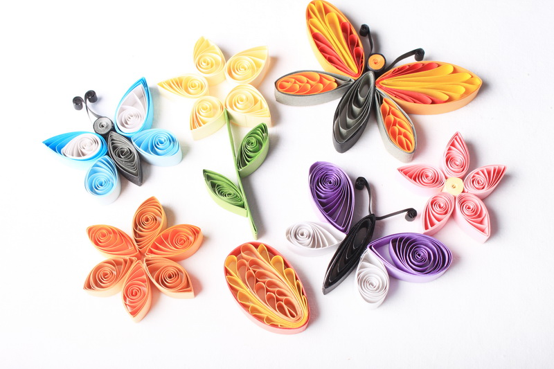 quilling postup 74