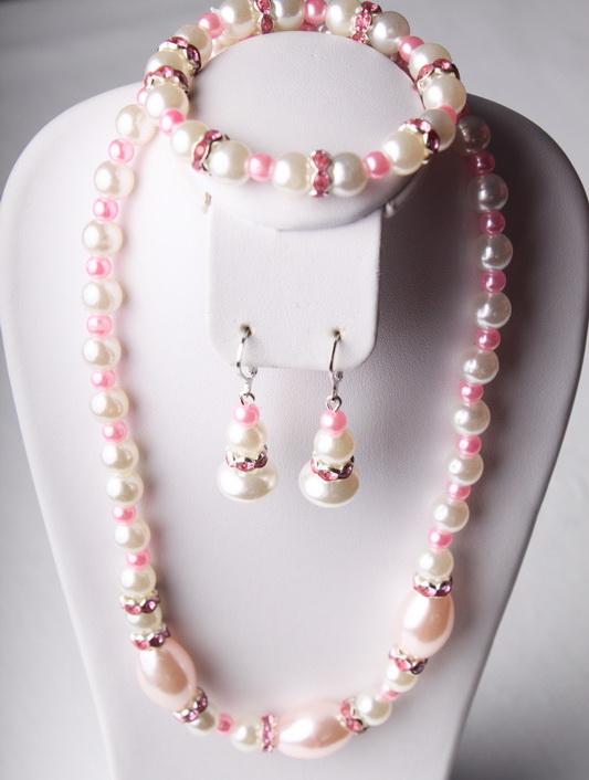 a3603ee58 Sada šperkov pre najmenšie parádnice