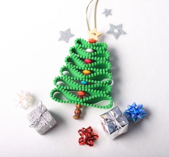 Návod na zipsový vianočný stromček d715c69dcd4